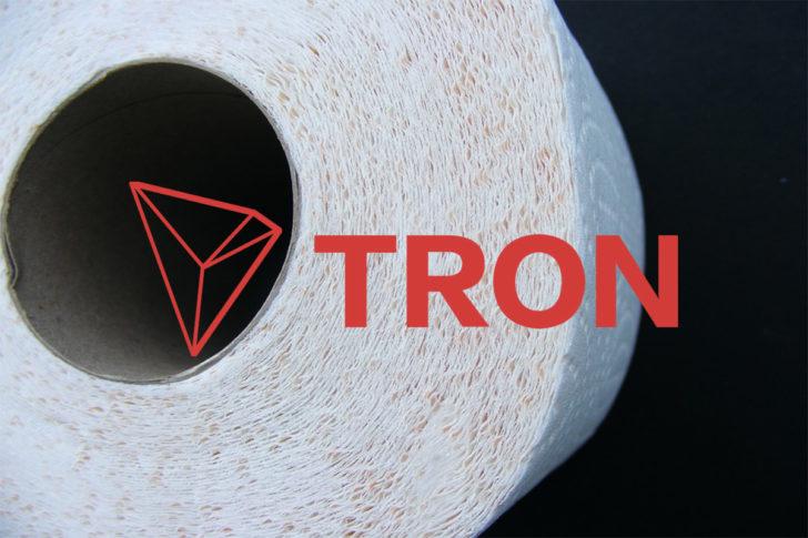 通貨 トロン 仮想